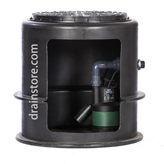 Rainwater Pumping Stations