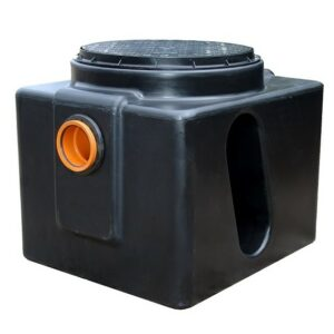 Underground Grease Traps - Up to 1500 ltr