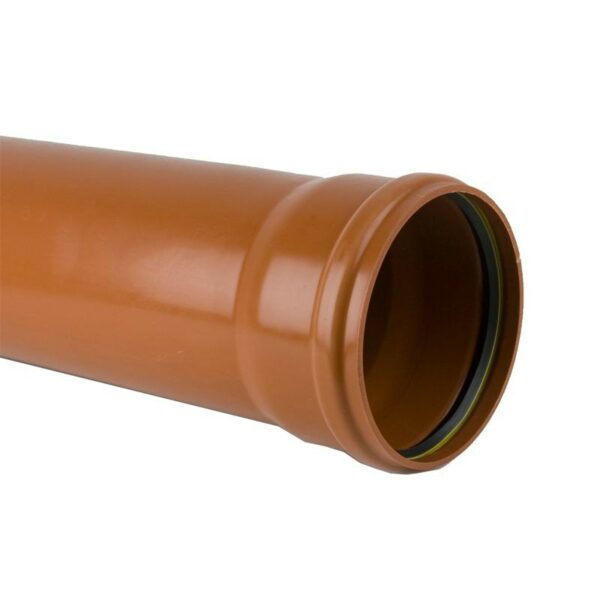 Underground-drainage-single-socket-pipe