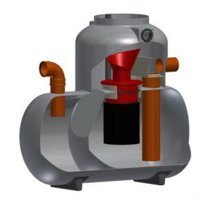 Premier Tech Aqua Conder Bypass Separators