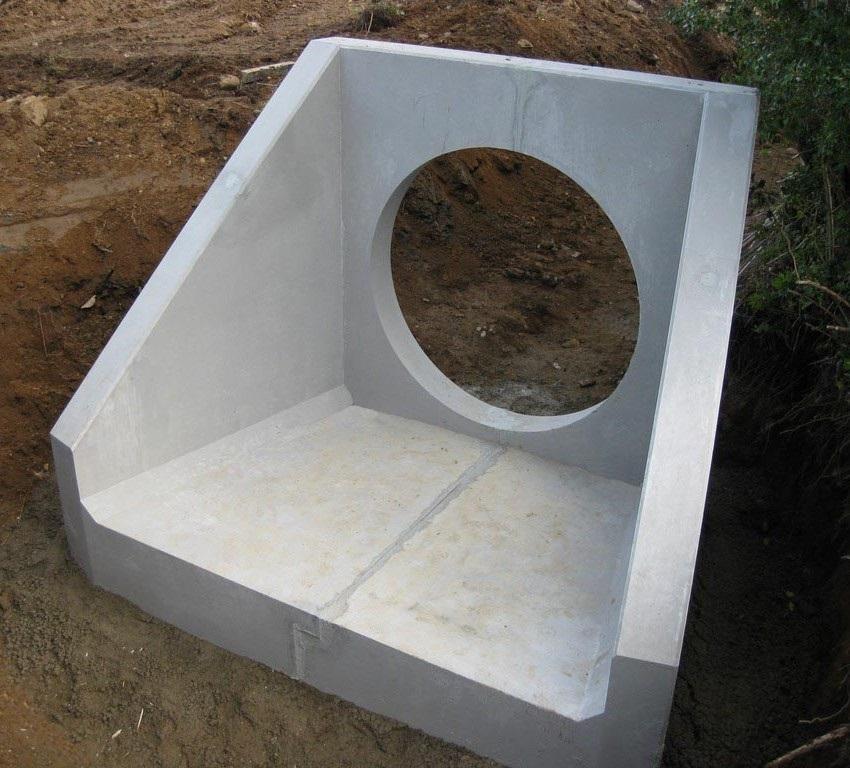 Concrete Headwalls Drainstore