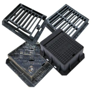 Gully Grates & Surface Boxes
