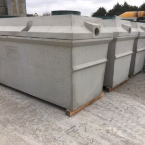 Concrete Sewage Treatment Plants